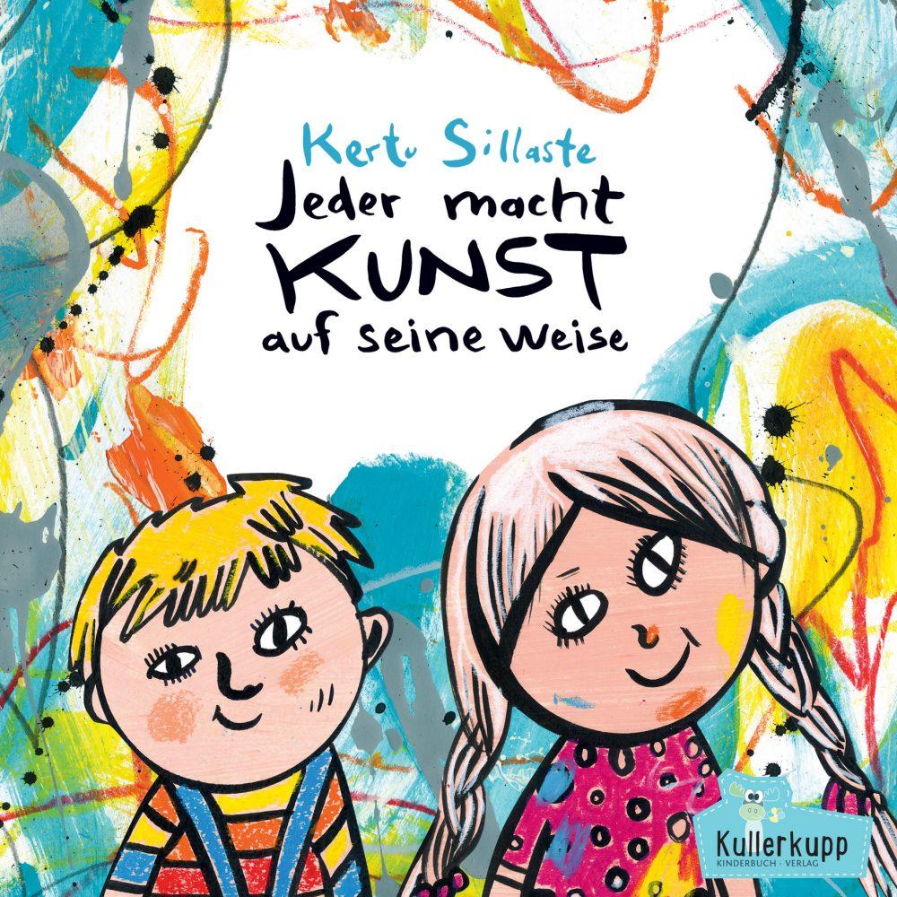 Kinderbücher ab 5 Jahre - Jeder macht Kunst auf seine Weise